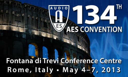 134 AES Convention Rome